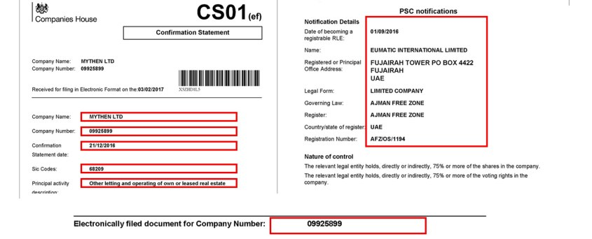 Financial.org Company House files Scams in Ajman and Fujairah