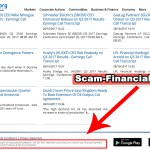 Financial.org Scam Education no Financial Responsibility
